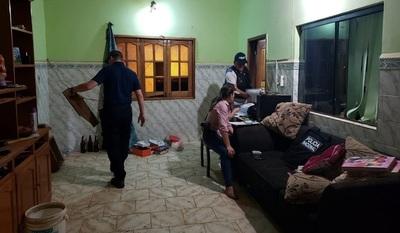 Caso Samura: En allanamientos detienen a 5 presuntos implicados