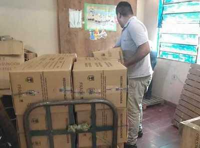 Más de 5.000 kilos de leche fortificada arriban al Chaco