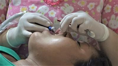 Más de 400 extracciones dentales gratuitas realizadas en Filadelfia