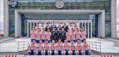 Arranca el Sudamericano Sub-15 Paraguay 2019