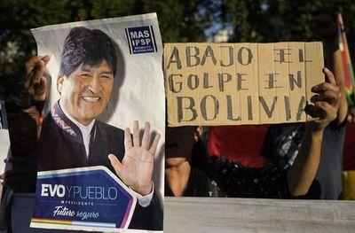 Gobierno interino inicia diálogo para pacificar Bolivia