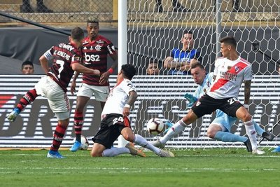 Flamengo se queda con la gloria