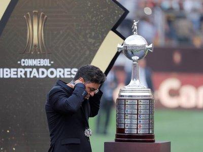 """Marcelo Gallardo: """"quedarte sin nada es duro"""""""