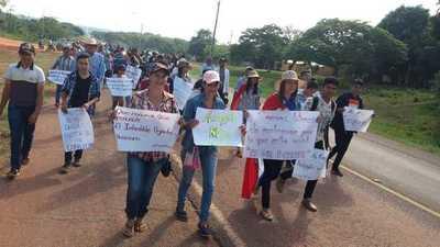 Pobladores de Arroyito exigen celeridad del proceso de investigación municipal