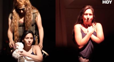 """HOY / Historias breves en escena para mover consciencias: """"No es política, es teatro"""""""