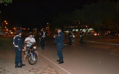Policía Nacional incautó 357 motocicletas en las últimas 24 horas