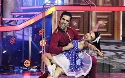 Paloma y Juanjo con nota perfecta en el Baila