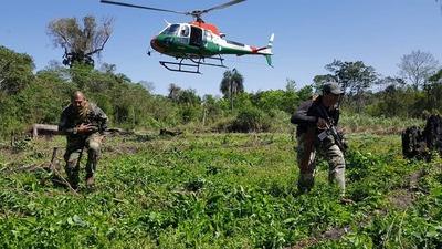 Operativo de la Senad da golpe de casi U$S 15 millones a estructura del narcotráfico