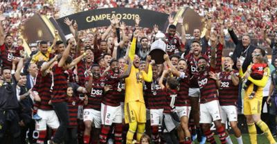 Flamengo  ¡CAMPEÃO!