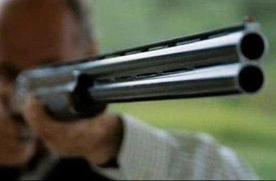 Joven recibe un escopetazo en la pierna