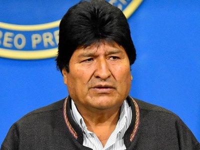 Morales puede volver a Bolivia pero sería procesado, dice Gobierno