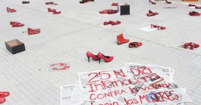SIGUEN LOS FEMINICIDIOS