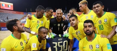 HOY / Brasil accede a cuartos y Nigeria se despide del Mundial de playa