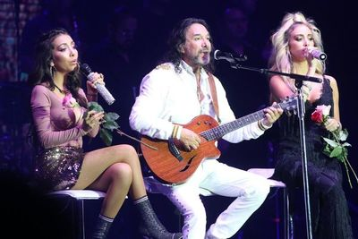 Marco Antonio Solís ofreció un show extenso e inolvidable