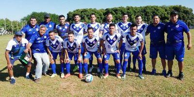 """La V Azul no pudo de """"local"""" ante Villa Hayes"""