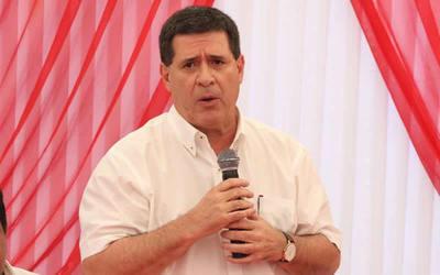INTERPOL Paraguay recibió pedido de extradición de Horario Cartes