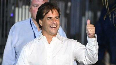 Luis Lacalle Pou (centroderecha) es el nuevo presidente de Uruguay