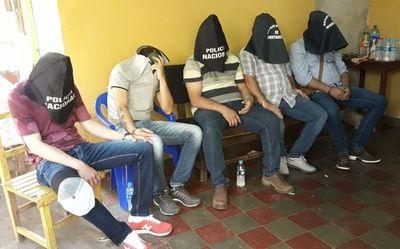 Caso Samura: Fiscalía pide prisión para detenidos en Concepción