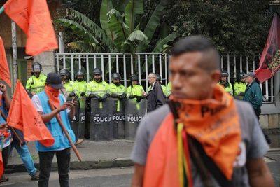 El país se une a rabia latinoamericana