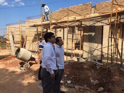Avanzan obras de revitalización en el Hospital Distrital de Hernandarias