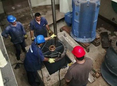 Servicio de agua se restablecerá en horas de la noche, según Essap