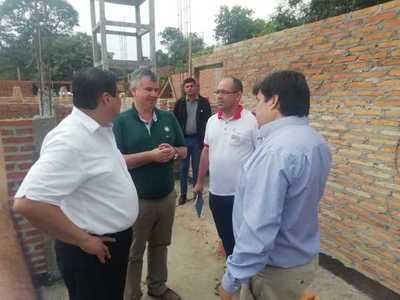 Proyectan centro de rehabilitación de la Senadis en Pilar