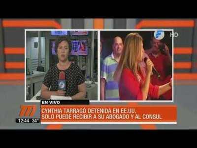 Cónsul visitó a Tarragó en prisión