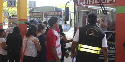 DINATRAN INFORMA PRECIOS DE PASAJES VIGENTES DURANTE EL OPERATIVO CAACUPÉ