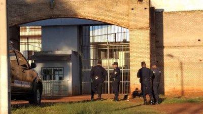 Interno del penal de Amambay fue gravemente herido con arma blanca