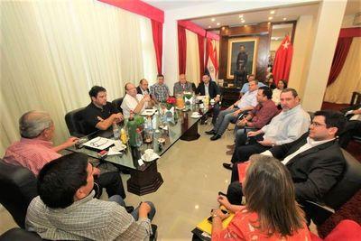 Equipo de trabajo para garantizar elecciones estará presidido por Pedro Alliana