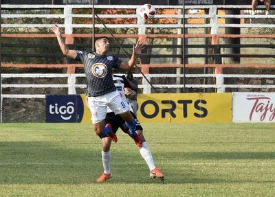 El Rayadito pierde a su goleador