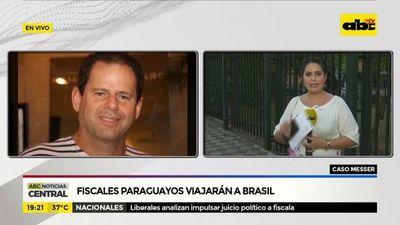 Fiscales paraguayos viajarán al Brasil