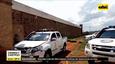 Controlan pelea en penal de Pero Juan Caballero