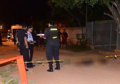 Asesinan a balazos a un hincha del Sportivo Luqueño