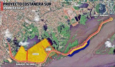 Vecinos vigilan paso a paso proyecto de Costanera Sur