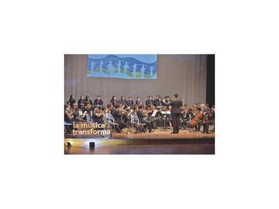 Un emocionante concierto