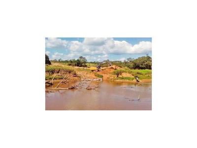 Denuncian desvío del   Pirapó para plantar arroz en Yegros