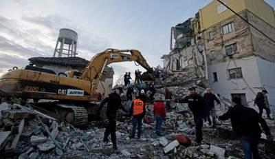 Un sismo de magnitud 6,4 deja varios muertos y centenares de heridos en Albania