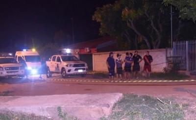 Asesinan de 9 balazos a un hincha de Luque