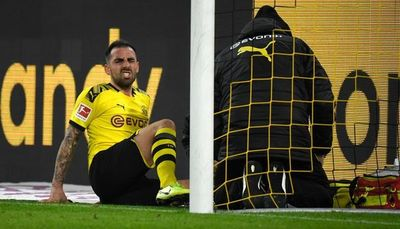 Borussia Dortmund sin Alcácer en Barcelona
