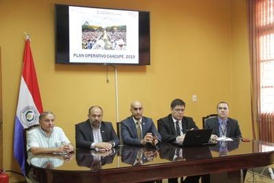 Salud Pública garantiza servicios a peregrinantes durante las festividades de Caacupé