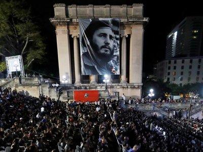 Cuba conmemora tercer aniversario de la muerte de Fidel Castro