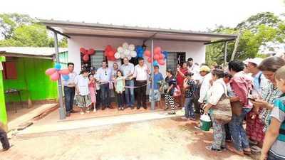 Ministerio entrega 154 viviendas a familas de San Vicente Pancholo