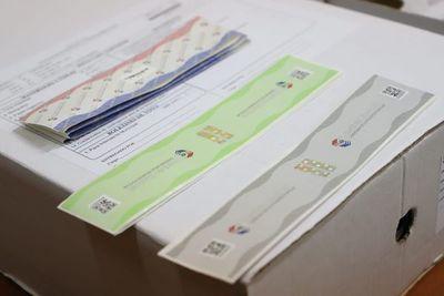 Preparan maletines electorales para Elecciones en San Carlos del Apa