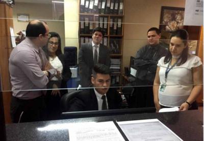Corte implementa trámite electrónico en CDE