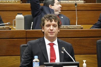"""Nano"" Galaverna considera inocente al ex presidente Cartes"