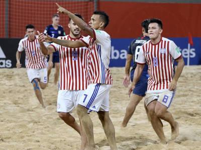 Compacto: Paraguay 5-1 Estados Unidos