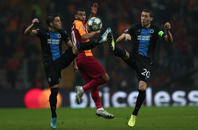 Brujas y Galatasaray empatan y sellan el pase del Real Madrid