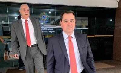 HOY / Fiscalía ignoró conclusión final del delegado de la Policía del Brasil sobre el caso Messer-HC