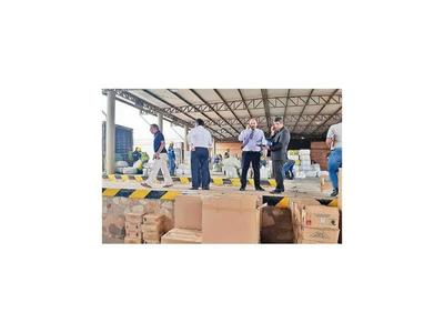 Tres cargas ilegales de valor millonario fueron decomisadas en Puerto Seguro